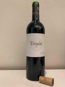 """Domaine de Valensac """"Triade"""" - 2015 - IOP"""