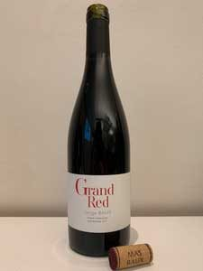 "Mas Baux ""Grand Red"" - Côtes de Roussillon - 2017 - AOP"