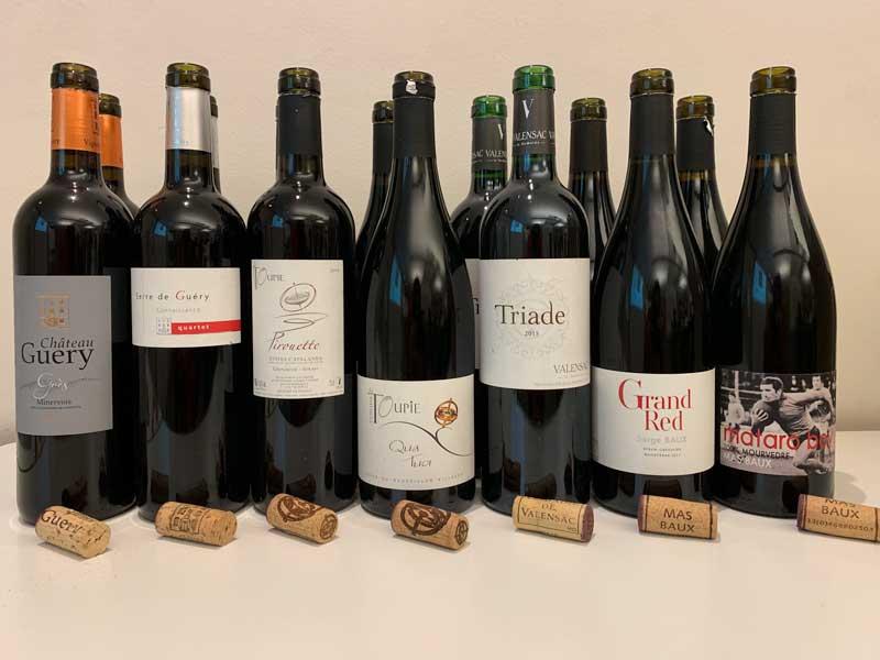 Languedoc AOP versus IGP