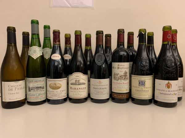 Oudere wijnen